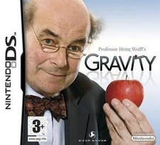 Professor Heinz Wolff's Gravity - DS game