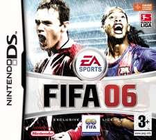 Fifa 06 - DS game