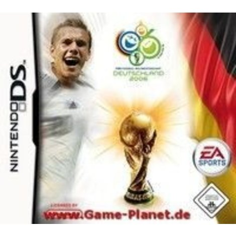 Fifa WK 2006 - DS game