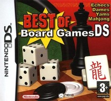 Best of Board Games DS - DS game