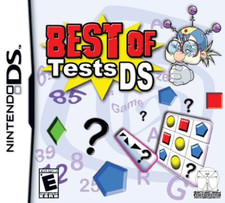 Best of Tests DS - DS game