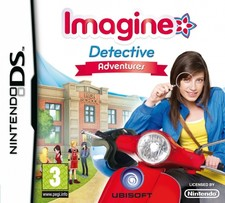 Imagine Detective Adventures - DS game