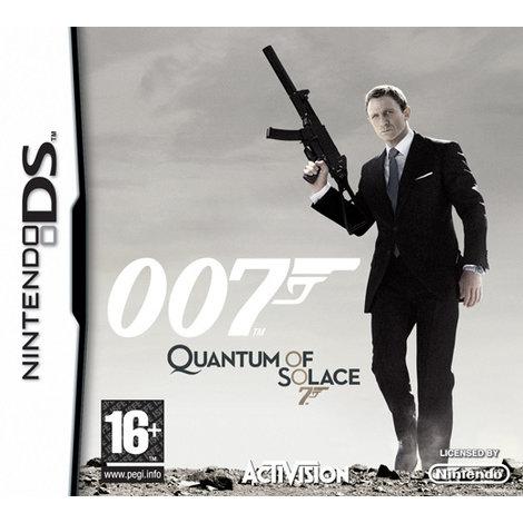 007 Quantum of Solace - DS game