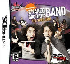 The Naked Brothers Band - DS game