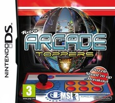 Retro Arcade Toppers - DS game