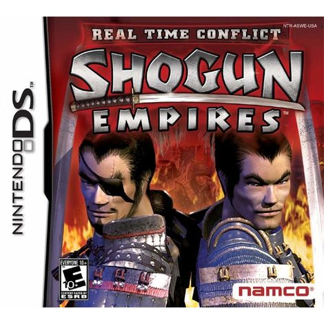 Shogun Empires - DS game