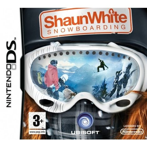 Shaun White Snowboarding - DS game