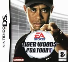 Tiger Woods PGA Tour - DS game