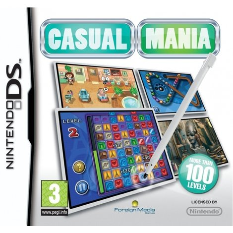 Casual Mania - DS game