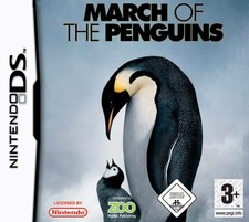 March of the Penguins - DS game