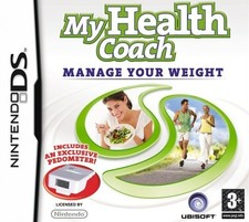My Health Coach - Gewicht In Balans - DS game