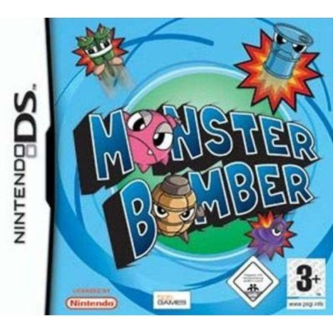 Monster Bomber - DS game