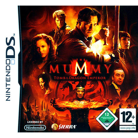 The Mummy Tomb Of The Dragon Emperor - DS game