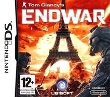 Tom Clancy's Endwar - DS game