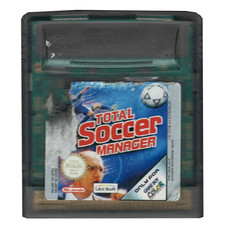 Total Soccer Manager (losse cassete) - GBC Game