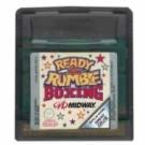 Ready 2 Rumble Boxing (losse cassete) - GBC Game