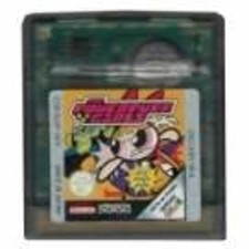 The Powerpuff Girls(Losse Cassete) - GBC Game