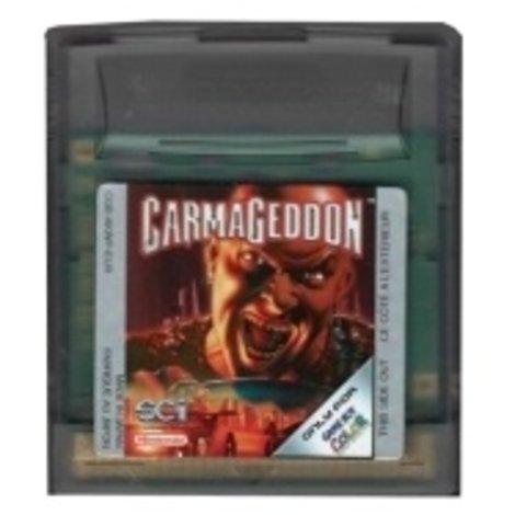 Carmageddon (losse cassette) - GBC Game