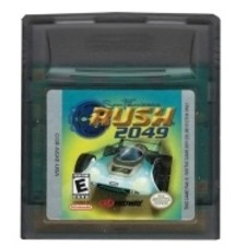 Rush 2049 (losse cassette) - GBC Game