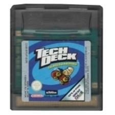 Tech Deck (losse cassette) - GBC Game
