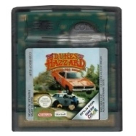 The Dukes of Hazzard Racing for Home (losse Cassete) - GBC Game