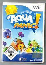 Aqua Panic - Wii game