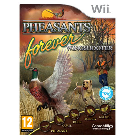 Pheasants Forever - Wii game