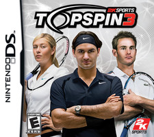 Topspin 3 -DS Game