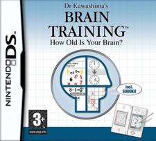 Brain Training -DS Game