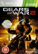 Gears of War 2 Classics - Xbox 360 Game