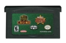 Casino / Texa Hold'em Poker - GBA Game
