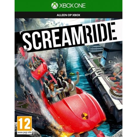 Screamride - XBox One Game