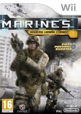 Marines Modern Urban combat - Wii Game