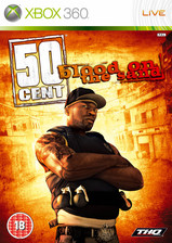 50 Cent Blood on the Sand - Xbox360 Game
