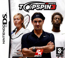 Top Spin 3 - DS Game