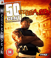 50 Cent Blood on the Sand - PS3 Game