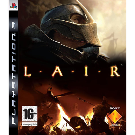 Lair- PS3 Game