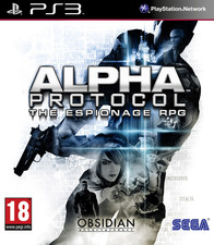 Alpha Protocol - PS3 Game