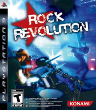 Rock Revolution - PS3 Game