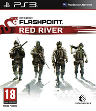 Operation Flashpoint Red River - PS3 Game