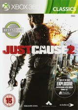 Just Cause 2 - XBox360 Game