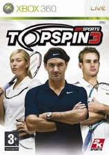 Topspin 3- Xbox260 game