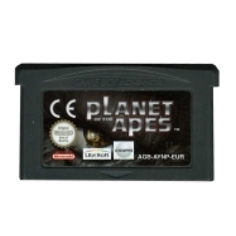 Planet of the Apes - GBA Game