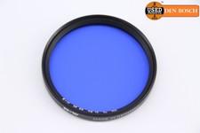 B+W 58 ES KB 12 2x MC Blauwfilter