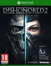 Dishonored 2 Limited edition - Xbox One Game