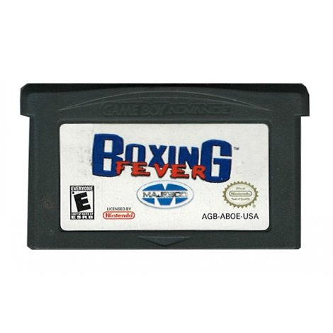 Boxing Fever - GBA Game