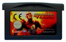 Justice League Heroes Flash (Losse Cassette) - GBA Game