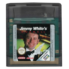 Jimmy White's Cueball (Losse Cassette) - GBC Game