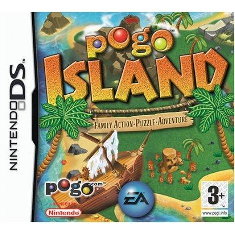 POGO Island - DS Game