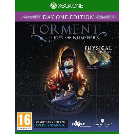Torment Tides of Numenera Day 1 Edition - XBox One Game